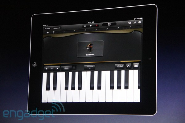 Ipad 1 vs Ipad 2 Garageband The Ipad 2 is Garageband