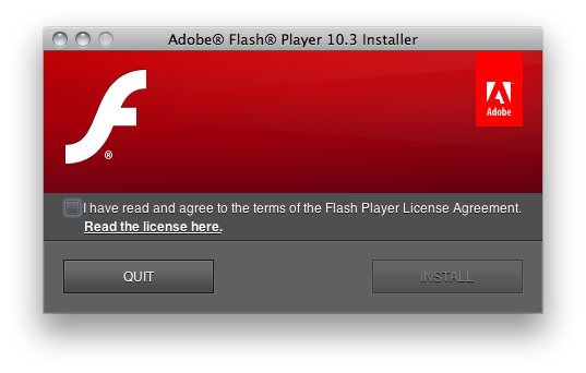 Free Adobe Flash Player Downloading Installing