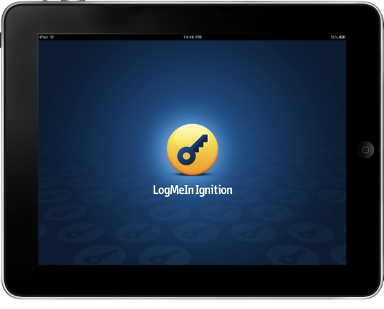 LogMeIn Ignition For iPad