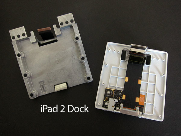 iPad 2 Dock Teardown via iLounge