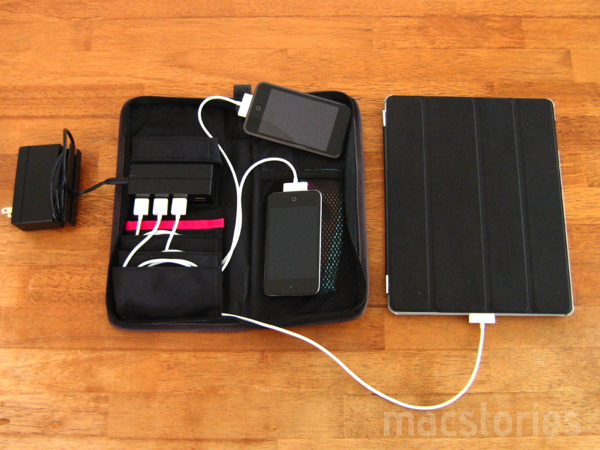 Portable Charging Station Gadgets 2
