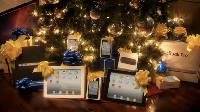 Game on Santa: Best Buy Wants to Put Apple Products Under your ...