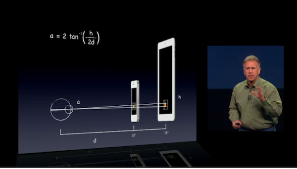 Phil Schiller on Stage