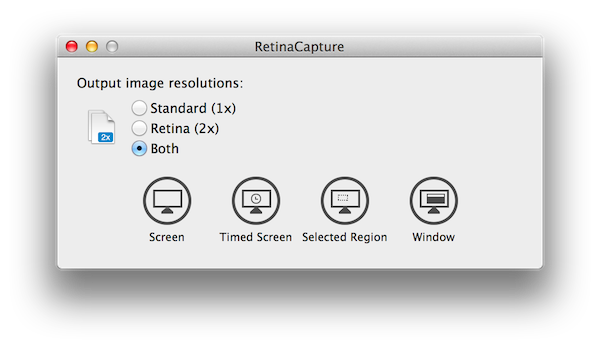 Take screenshots at 1x and 2x resolutions simultaneously on retina take screenshots at 1x and 2x resolutions simultaneously on retina macs macstories ccuart Images
